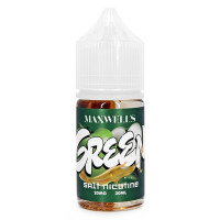 Maxwell's Green SALT 30ml