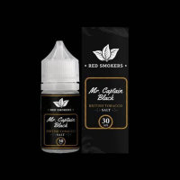 Mr.Captain Black Salt British Tobacco 30ml