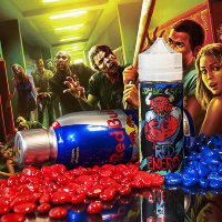 Zombie party Red Energy 120ml