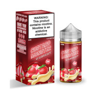 Custard Monster Strawberry 100ml
