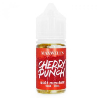 Maxwell's Cherry Punch Salt 30ml