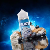 BLAZE Blueberry Cream Tube 100ml