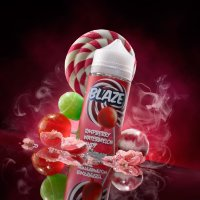 BLAZE ON ICE Raspberry Watermelon Candy 100ml