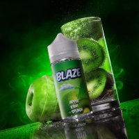 BLAZE ON ICE Apple Kiwi Splash 100ml