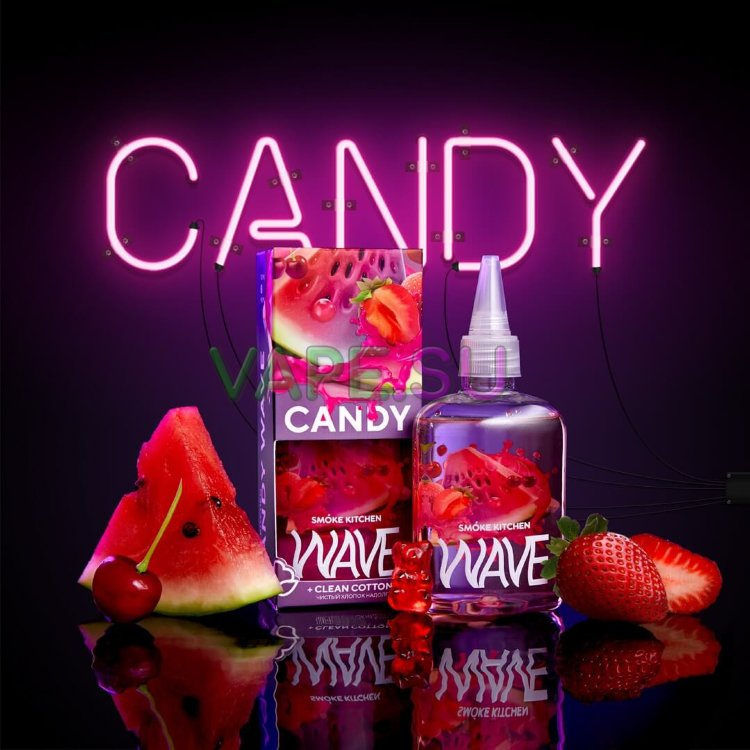 WAVE CANDY 100ml