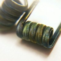 Framed Staple Alien Coil