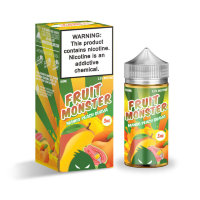 Fruit Monster Mango Peach Guava 100ml